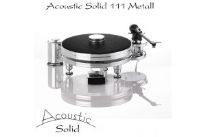 Acoustic Solid 111 Metal