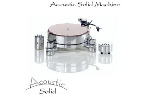 Acoustic Solid Machine