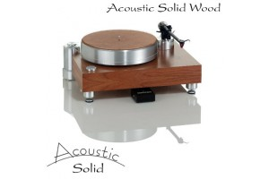 Acoustic Solid Wood