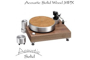 Acoustic Solid Wood MPX