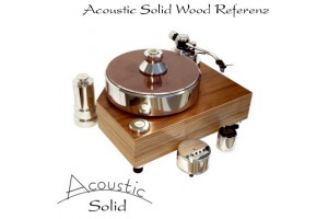 Acoustic Solid Wood Referenz